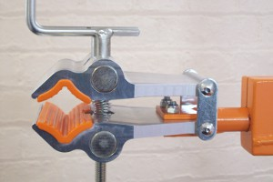 Model B Floor Stand  (Metal Clamp)