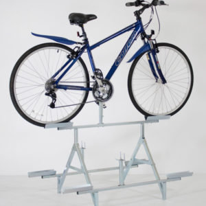Type 23 Pyramid Stand For  3 Cycles