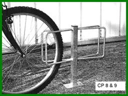 CP8  Roll-In Stand 2 Cycles - Plate Mounting