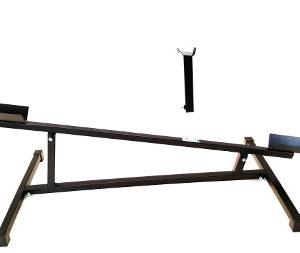 K32 Single Sloping  Display Stand