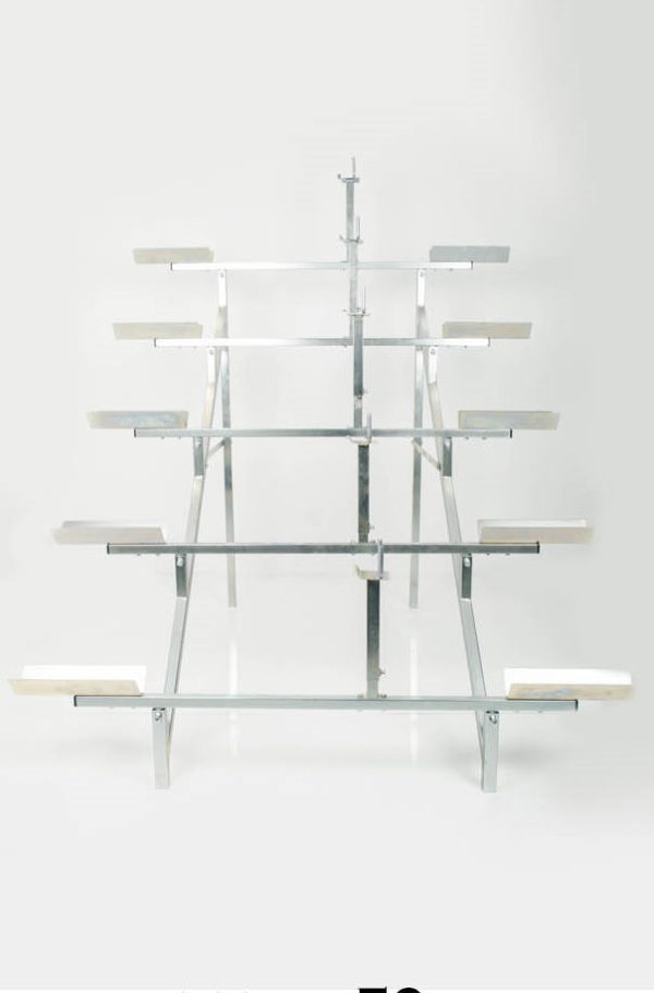 Type 20 Tiered Stand For  5 Cycles