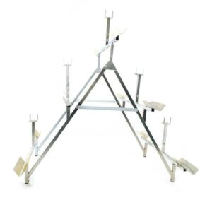 Type 22 Pyramid Stand For 5 Cycles (Ex Display)