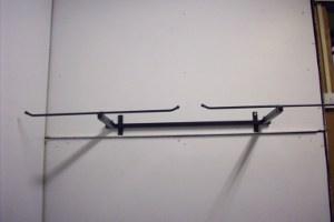 Type 43 Wall Tyre Rack - Double