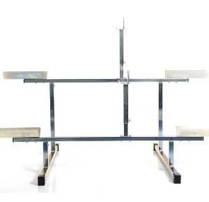 Type 93 2 Cycle Tiered Display Stand