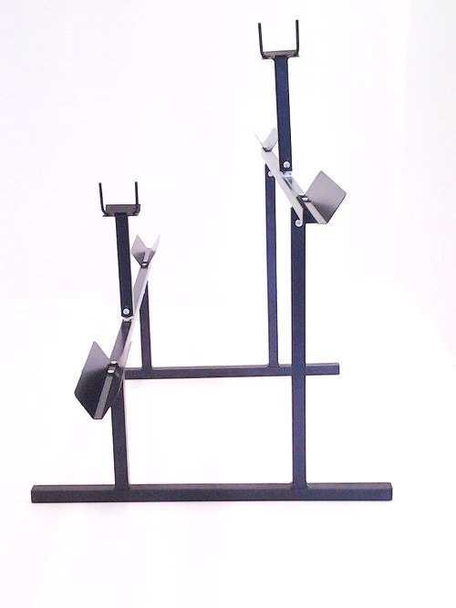 K22 Two Tier Exhibition Stand